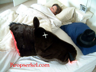 Horse-Head-Pillow